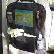 Seat Back Organiser with Tablet Pocket
