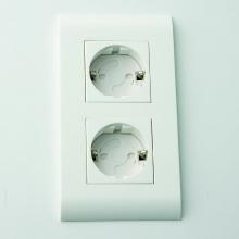 Socket Covers (EU 2 Pin Shutter Style)