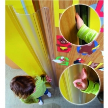Finger Protecting Door Hinge Guards