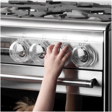 Oven & Stove Knob Guards