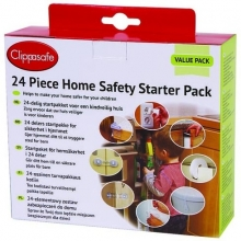 Home Safety Starter Pack (EU) 24 Pieces