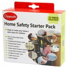 Home Safety Starter Pack (UK) 22 Pieces
