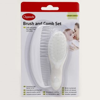 33 1 New Brush and Comb Set