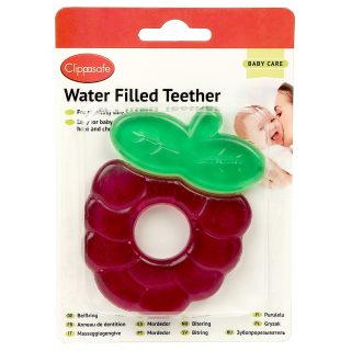 34 4 Water Filled Teether Berry pack