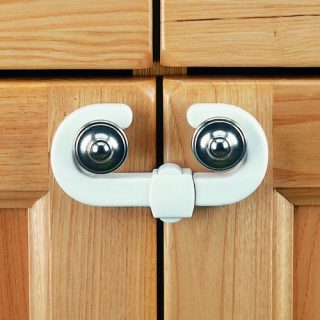 72 1 CABINET LOCKS 2 PACK Lifestyle