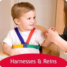 Harnesses & Reins