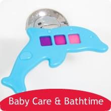 Baby Care & Bathtime