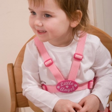 Little Angel Designer Harness (with Reins & Anchor Straps)