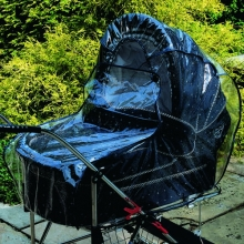 Universal Pram / Carrycot Rain Cover - Large