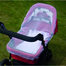 Pram & Carrycot Cat Net